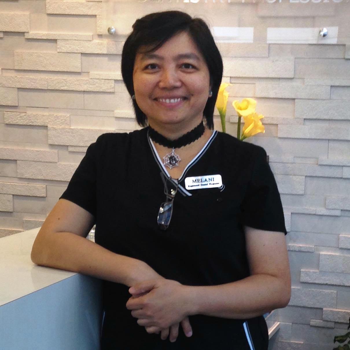Melani Castro, Registered Dental Hygienist