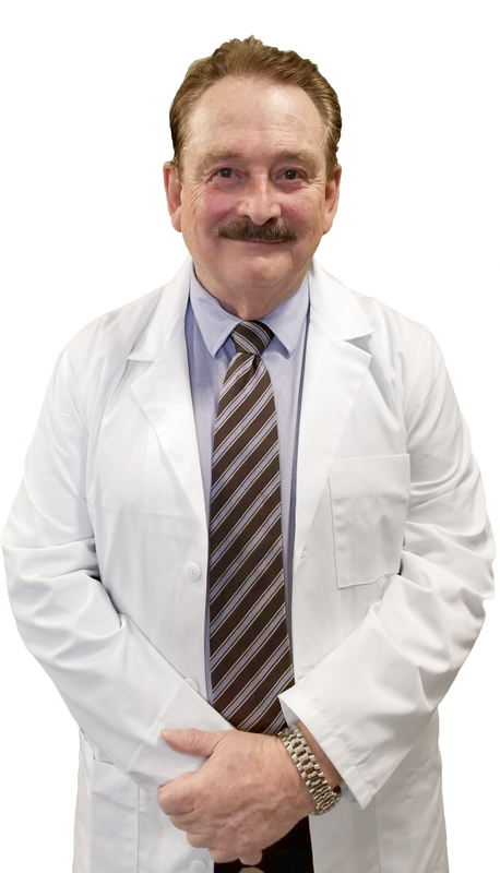 Dr. Isaac, A dentist at our clinic in Milton, ON