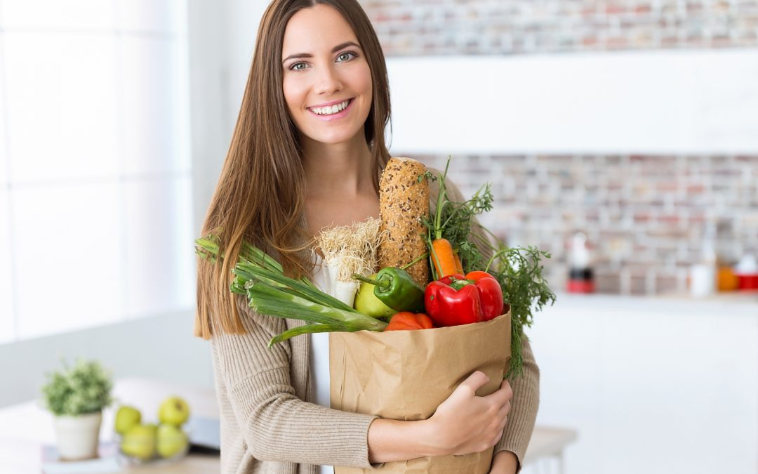 Grocery Store Shopping Guide For Healthy Food