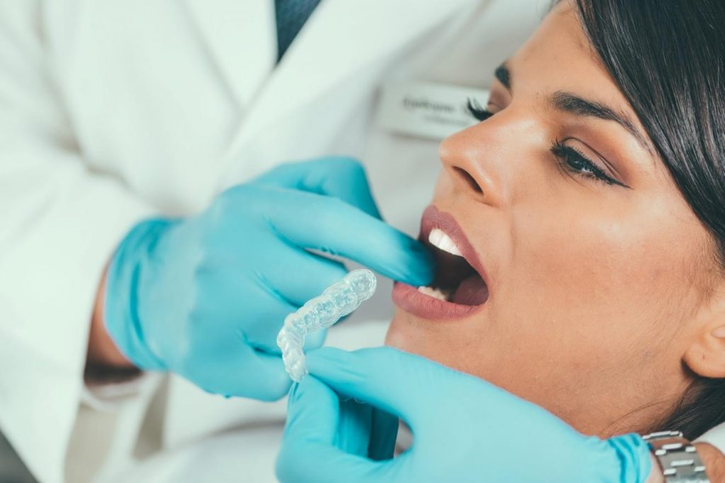 Whitening Teeth Procedure